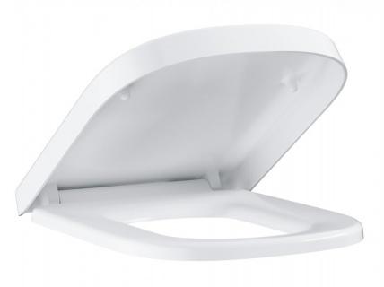 Capac WC Grohe Euro Ceramic, inchidere lenta imagine