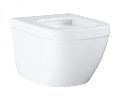 Vas WC suspendat Grohe Euro Ceramic BTW Triple Vortex Rimless 49 x 37,4 cm