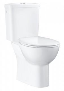 Set PROMO Vas WC Grohe Bau Ceramic, cu rezervor si capac soft-close
