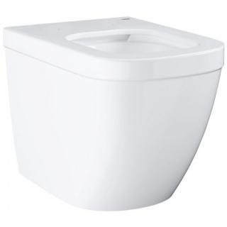 Vas wc Grohe Euro Ceramic pe pardoseala Triple Vortex 54x37 cm
