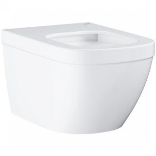 Vas wc Grohe Euro Ceramic suspendat cu tratament Pure Guard 54x37 cm