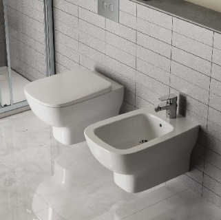 Capac wc Ideal Standard Esedra 44x36 cm