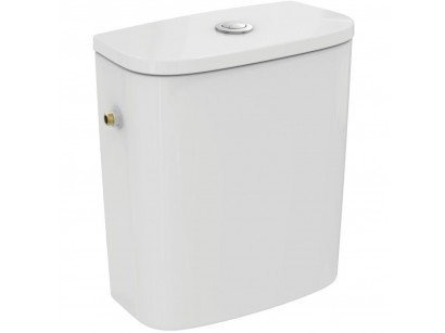 Rezervor wc Ideal Standard Esedra 3/4.5 l cu alimentare laterala