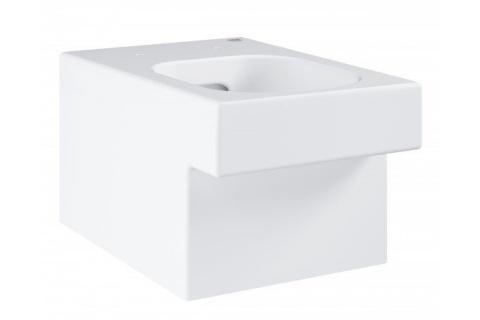 Vas wc Grohe Cube Ceramic suspendat cu Triple Vortexcu Pure Guard 56.5x37 cm