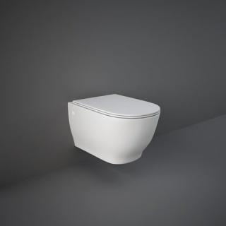 Vas wc Rak Ceramics Moon suspendat 56X35