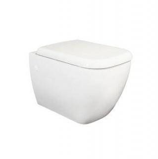 Vas wc Rak Ceramics Metropolitan suspendat 52.5X33.7 cm