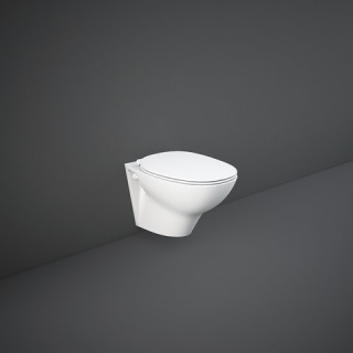 Capac wc Rak Ceramics Morning cu inchidere lenta
