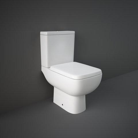 Vas wc Rak Ceramics Serie 600 cu evacuare laterala 60 x 35 cm