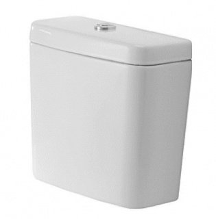 Imagine  Rezervor Wc Duravit D-code 3/6 L