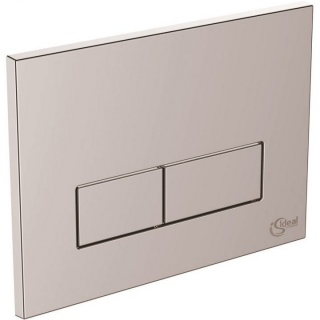 Clapeta actionare rezervor incastrat crom mat Ideal Standard