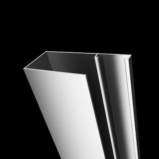 Profil de extensie Radaway Essenza Almatea DWJ,KDJ,KDD tip U 4 cm