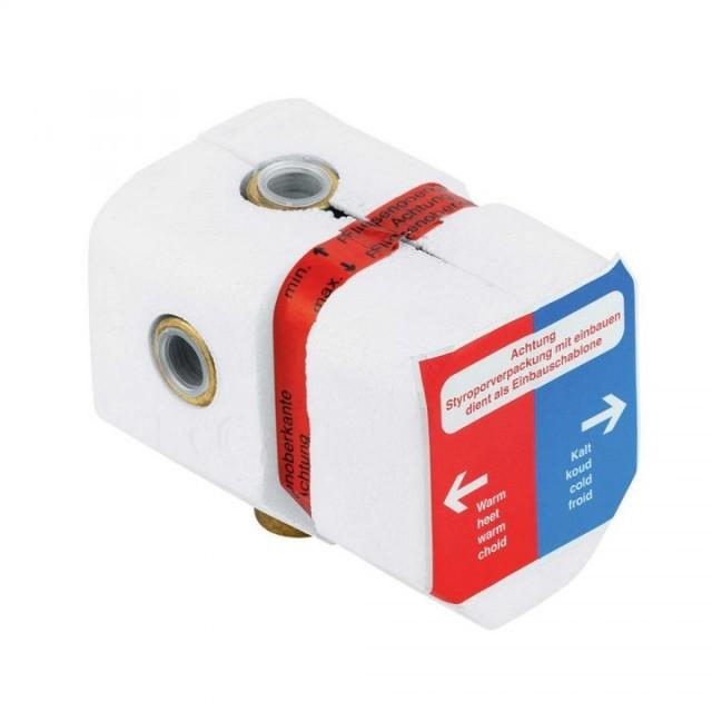 Corp incastrat Kludi Pure&Easy pentru baterii de cada