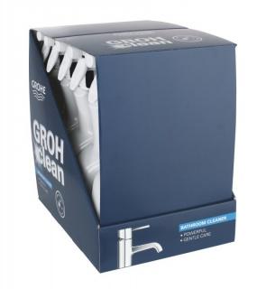 Solutie curatare GROHclean pentru baterii crom