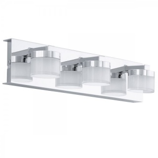 Aplica de perete Eglo Romendo LED 3x4.5W crom