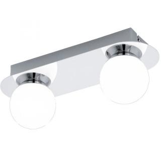 Aplica Eglo Mosiano LED 2x3.3W crom-alb