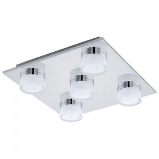 Aplica de tavan Eglo Romendo LED 5x4.5W crom