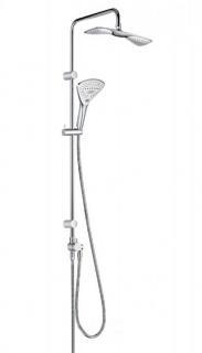 Set dus Kludi Fizz Dual Shower System