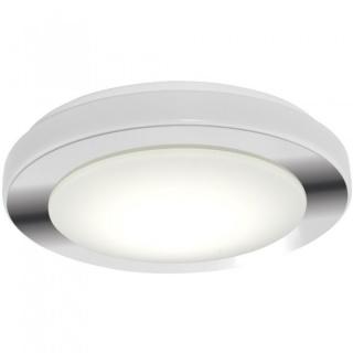 Aplica Eglo LED Carpi 1 x 16W alb-crom imagine