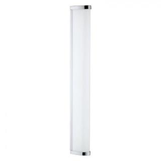 Aplica Eglo Gita 2 crom-alb, 1 x 16W imagine