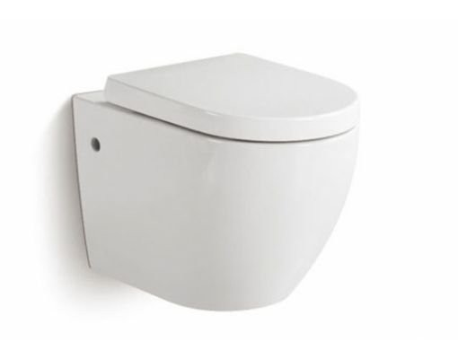 Vas wc Dalet Rondo cu capac soft-close 36 x 55 x 39 cm