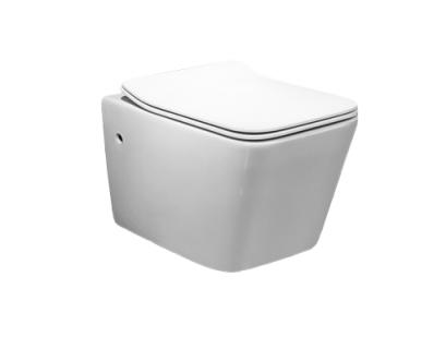Vas wc Dalet Modena cu capac slim soft-close 51 x 35 x 33 cm
