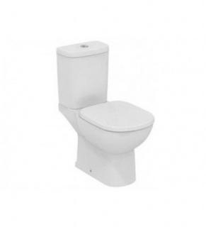 Set PROMO vas WC Ideal Standard Tempo cu rezervor asezat si capac inchidere lenta