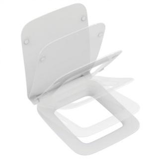 Capac WC Ideal Standard Strada II slim cu inchidere lenta