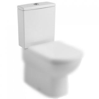 Rezervor ceramic Gala Smart pentru vas WC monobloc lipit de perete