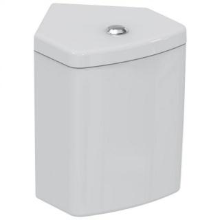 Rezervor wc Ideal Standard Connect Space Compact cu montaj pe colt
