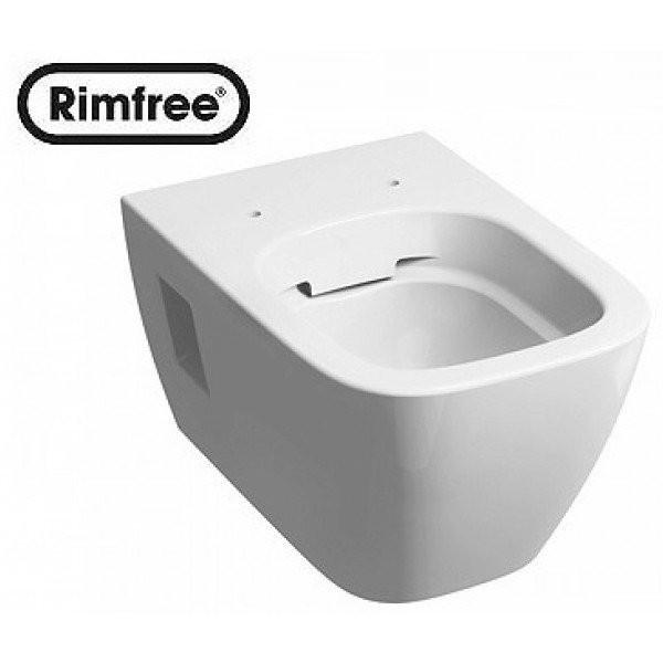 Vas WC Kolo Modo Rimless suspendat 54x35 cm