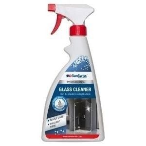Solutie de curatare cabina dus SanSwiss Glass Cleaner