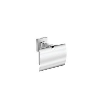 Suport hartie igienica Roca Cubica cu aparatoare