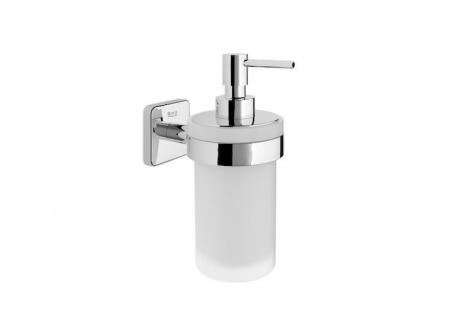 Dispenser sapun lichid Roca Victoria cu suport metalic