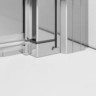Perete lateral Radaway Nes KDJ I, 100 x H200 cm