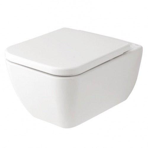 Vas wc suspendat Gala Emma Square 54x36 cm
