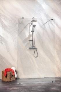 Cabina dus Walk-In Sanotechnik Sanoflex Freedom I, 150 x H195 cm