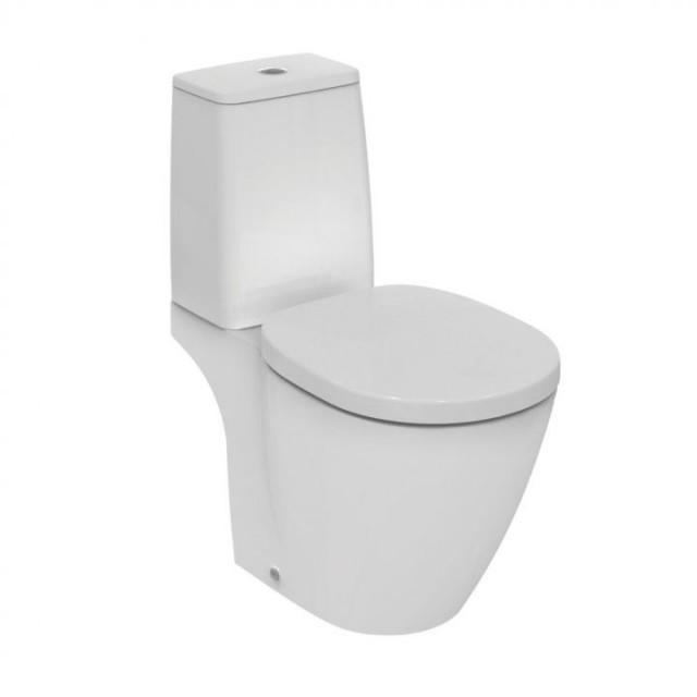 Vas wc Ideal Standard Connect cu evacuare verticala 66 x 36 cm