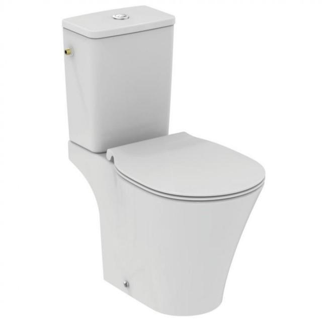 Vas WC Ideal Standard Connect Air AquaBlade, evacuare laterala 66 x 36 cm