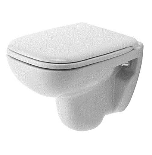 Vas WC Duravit D-Code suspendat 48 x 35 cm
