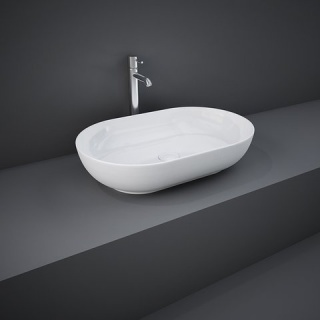 Lavoar Rak Ceramics Feeling oval 55 x 35 cm alb