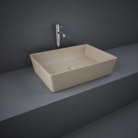 Lavoar Rak Ceramics Feeling dreptunghiular 50 x 36 cm crem
