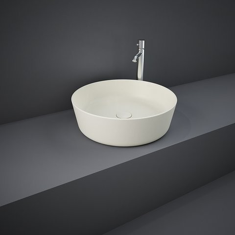 Lavoar Rak Ceramics Feeling rotund 42 cm grej