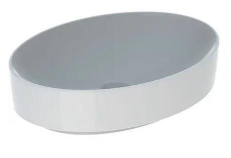 Lavoar pe blat Geberit VariForm 55X40 cm, oval
