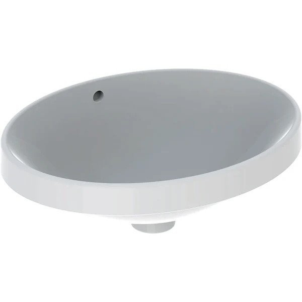 Lavoar incastrat Geberit VariForm, 50X40 cm