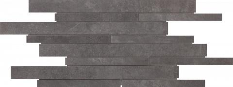 Mozaic ceramic Sintesi Italia, Ambienti Antracite Wall 60,4x30 cm