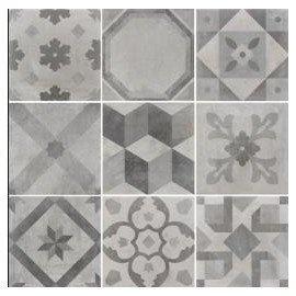 Decor ceramic Sintesi Italia, Atelier Decoro Mix 20x20 cm imagine