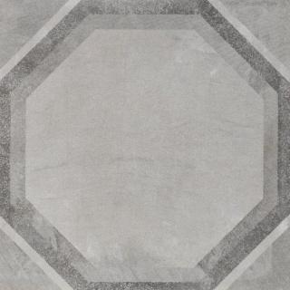 Decor ceramic Sintesi Italia, Atelier Ottagono Decoro 20x20 cm imagine