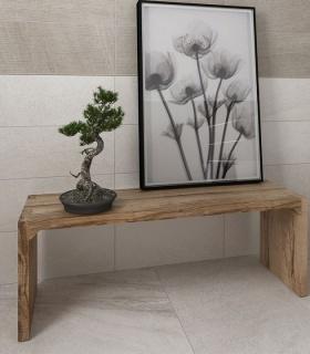Gresie portelanata Idea Ceramica, Best Ivory 60X25 cm
