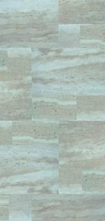Panou decor Sanotechnik, SanoWall Travertin 210x105x0,10 cm imagine