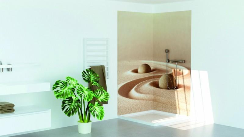 Panouri decor Sanotechnik, SanoWall Pietre de Nisip Stanga+Dreapta 125,5x255x0,10 cm